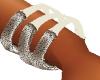 Clawed Bracelet Left