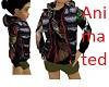 Oto's TMNT Raph hoody