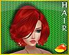 Hair Keira Red