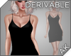 ~AK~ Slinky Mini Dress