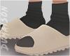Slides & Socks
