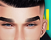 ! thick eyebrows
