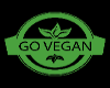 !T! Vegan | Sticker