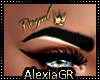 [A] Royal Eyebrows