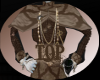 **Mz Cocoa Brown Top*