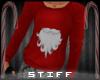 [S] Santa's Beard Red