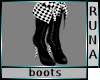 °R° SilentJester boots
