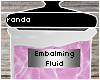 Embalming Fluid