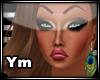 Y! Gina. Skin |Ebony|