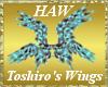 Toshiro's Wings