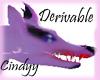 Cindyys Dragon - Pink