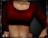ST: Sweat : Top : Red