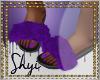 $ Purple Fur Slides