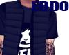 E/..AllBlack NEFF Jacket