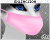 #furry mask: pink