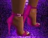 Leo Kitty Pink Heels