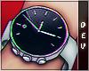 M. Round Watch