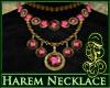 Harem Necklace Pink