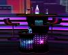 Neon City Table