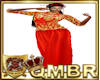 QMBR Chinese Dress R