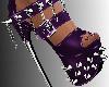 SL Purple Mistress Shoes