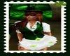 {lj} Green waistcoat/sht