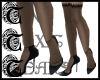 TTT Heels Sheer Stockins