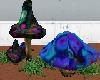 fairy mushrooms 2