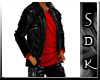 #SDK# Dark Jacket Red 2