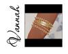-V- ID Bracelet Vannah