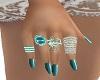 LG-Aqua Rings & Nails