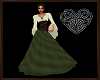 Tavern maid green