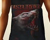 DISTURBED Tank Top blck