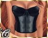 ℂ black corset