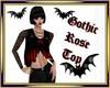 Gothic Rose Top