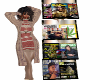 420 Weed Magazine Rack