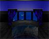 Short Blue Curtains