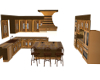 Deco Style Kitchen