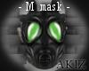 ]Akiz[ T GasMask * M