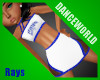 String Ray Cheer Skirt 2
