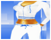 ~J~ Blue n white hoodie