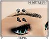 .:Roy:. Eyebrow Spikes R