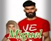 Cutout Thais e Miguel