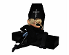 Vampire Coffin Kiss