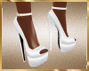 A87 White Heels