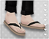 Gin's sandals