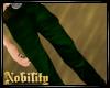 Green Ranger Pants