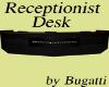 KB: Wood Receptionist