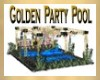 Golden Party Pool