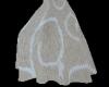 Grey Designer skirt
